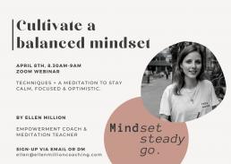 Ellen Million Coaching_Mindset