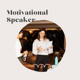 Ellen Million Coaching Motivational Speaker