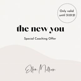 Ellen Million Coaching Special Offer The New You